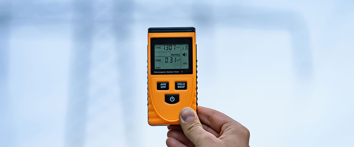 EMF Measurement Device